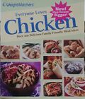 Weight Watchers Everyone Loves Chicken Cookbook