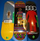 825 black red skateboard decks Girl best deal awesome sale almost wholesale