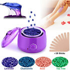 Hot Wax Electric Warmer Pot Machine Spa Beauty Tool Kit/Hair Removal Waxing Bean