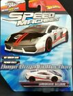Hot Wheels Speed Machines White Lamborghini Gallardo
