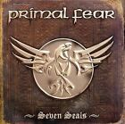 Seven Seals by Primal Fear (CD Digipak 2005 Bonus Tracks) NEW Sealed