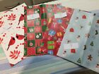 REDUCED Nice Christmas Gifts Wrapping Paper Sheets 30 x 20 NEW