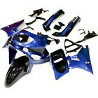 Fit Kawasaki Ninja ZZR400 1993 94 95 96 97 ABS Fairing Bodywork Set Blue+Black