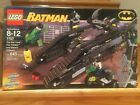 Lego set 7787 The Bat Tank The Riddler and Banes Hideout