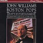 That's Entertainment by John Williams (Film Composer)/Boston Pops Orchestra...