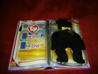 Ty Beanie Baby Teenie Beanie The End The Bear Mcdonalds Retired 2000 RARE La Fin