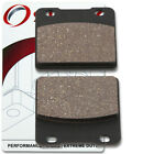Front Organic Brake Pads 1988-1991 Suzuki VS750GL Intruder Set Full Kit GLPJ ee