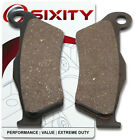 Front Ceramic Brake Pads 2007 ATK 450 Enduro Set Full Kit  Complete ax