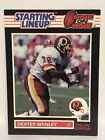 1988 Starting lineup Dexter Manley Washington Redskins NFL Football Card One On