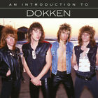 Dokken - An Introduction To (CD New)