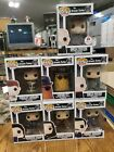 Funko Pop! Television The Addams Family Set Of 7