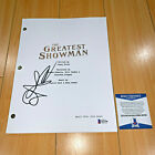 ZENDAYA SIGNED THE GREATEST SHOWMAN FULL MOVIE SCRIPT w BECKETT COA