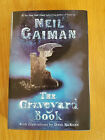 The Graveyard Book by Neil Gaiman Signed First Edition 2nd Printing HC DJ