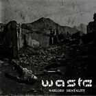 W.A.S.T.E. - Warlord Mentality [CD]