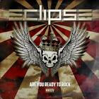 ECLIPSE Are You Ready To Rock MMXIV  JAPAN CD