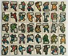 1976 Topps Marvel Super Heroes Stickers 22