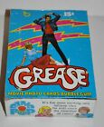 1978 Grease Series 1 Empty Bubble Gum Vintage Trading Card Box