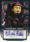 2012 Topps Star Wars Galactic Files Autographs Guide 28