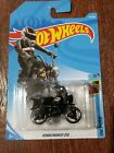 HOT WHEELS TREASURE HUNT HONDA MONKEY Z50 MOTORCYCLE BLACK BRAND NEW VHTF!!!