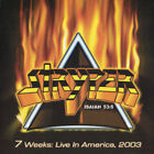 Stryper ‎– 7 Weeks: Live In America, 2003 US CD