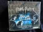 Harry Potter Hobby Box Heroes and Villians Artbox Trading Cards Factory Sealed