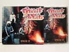 Great White - Stick It 1984/99 Axe Killer Records Rare Numbered Edition OOP HTF