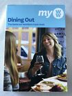 Weight Watchers 2020 MY WW Diet Plan Dining Out + Shopping Food Points Book