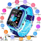 Kids Smart Watch Anti lost GPS Fitness Tracker SOS Call Camera For Android IOS