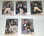 2017 Topps Now NY Yankees 5-Set ALL RISE Aaron Judge RC #PW-91 Players Weekend