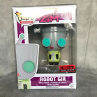 Funko POP! Television Nicelodeon Invader Zim Robot Gir Hot Topic Exclusive 276