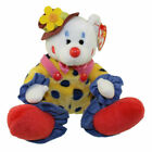 TY Beanie Baby - JUGGLES the Clown Bear 6