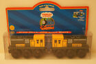 Thomas and & Friends~ wooden  ~ Iron 'Arry and Iron Bert