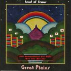 Great Plains cd Head of Femur 2008 LIMITED ed ADVANCE Promo MINT 13tk CHICAGO