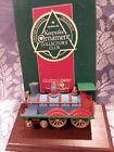 1990 hallmark collectors club Christmas Limited with wood display stand