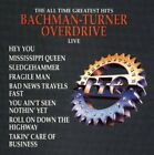 Bachman-Turner Overdrive - Greatest Hits-Live (CD Used Very Good)
