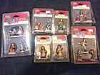 Lemax Collection Village People Figurines 7 Sets of NIB Christmas figurines