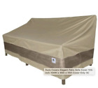 Duck Covers Elegant Patio Sofa Cover 104 Inch 104W x 40D x 35H Cover Only SC