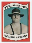 1982 Wrestling All Stars Series A and B Trading Cards 11
