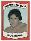 1982 Wrestling All Stars Series A and B Trading Cards 13