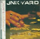 Junkyard - Sixes, sevens & nines CD RARE JAPAN OBI MVCG-47 BRITNY FOX BIGG MOUTH