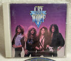 CRY WOLF, Cry Wolf (Epic 25-8P-5302) JAPAN Import CD - Hard Rock - RARE - 1989