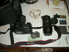cannon eos 20d digital camera kit with extras