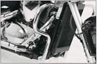 Suzuki M800 Intruder (From 2009) Engine Guard - Chrome BY HEPCO AND BECKER