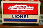 CLASSIC Lionel 6 -15117 THOMAS, ANNIE PASSENGER CAR IN LN CONDITION. NICE!!