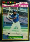 1987 87 Topps Toys R Us Collectors Edition Rookies Bo Jackson RC #13, Royals