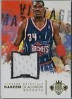 Top Hakeem Olajuwon Cards for Basketball Collectors to Own 26