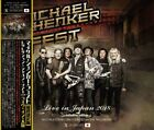 Michael Schenker Fest Live In Osaka 2018 Definitive Edition CD 3 Discs Set Music