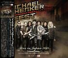 Michael Schenker Fest Live In Tokyo 2018 Definitive Edition CD 3 Discs Set Music