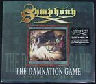 Symphony X - The Damnation Game CD (2010, Inside Out) Special Edition, Enhanced