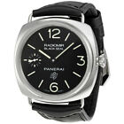 Pre-owned Panerai Radiomir Black Seal Men's Watch PAM00380 PRE-PAM00380